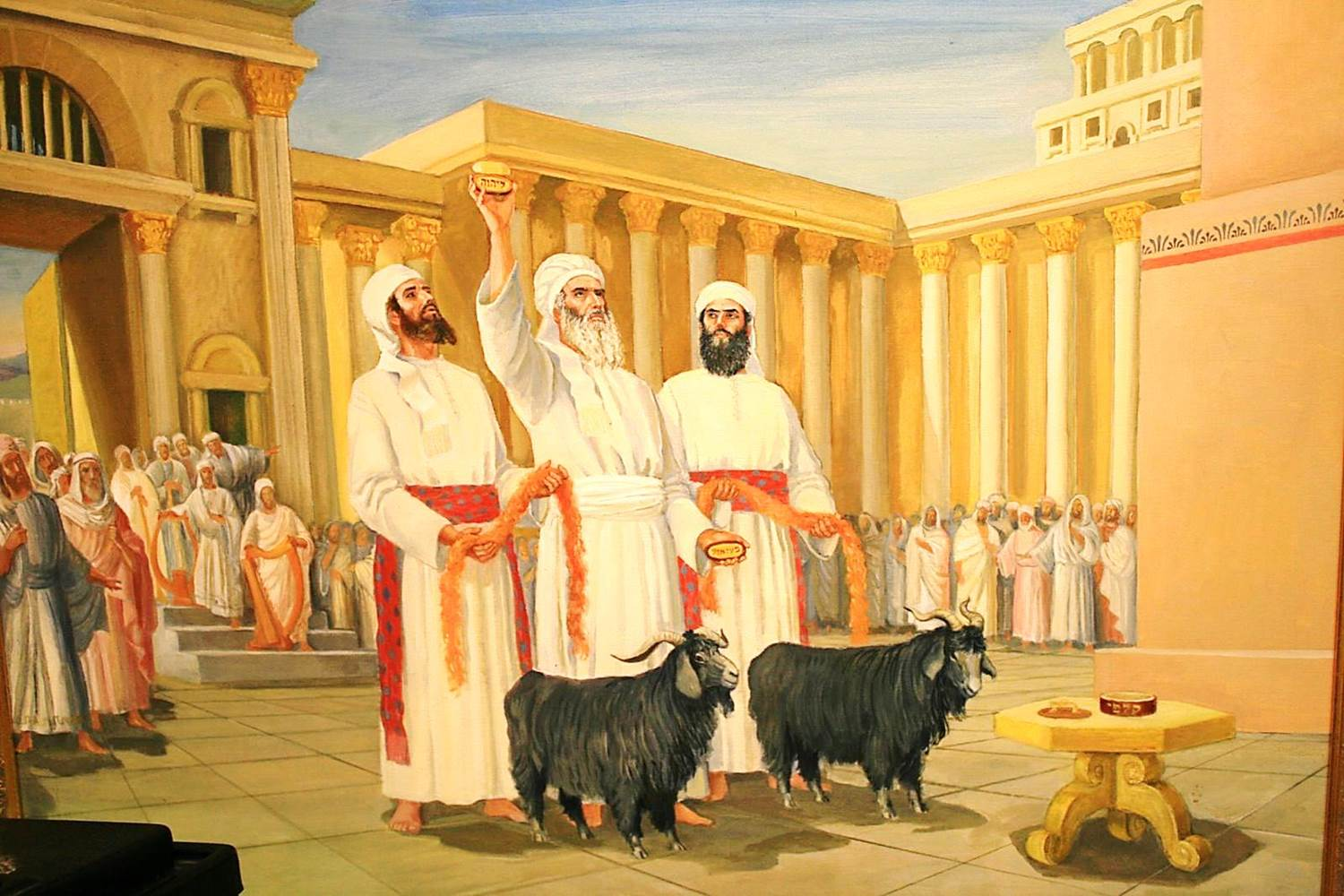 Secrets Of The Feasts Day Of Atonement Principles For
