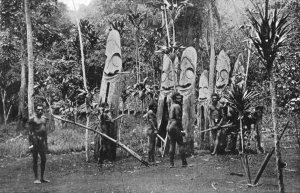 melanesia-melanesia-new-hebrides-sacred-drums-antique-print-1900-117871-p