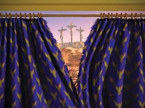 CurtainTorn