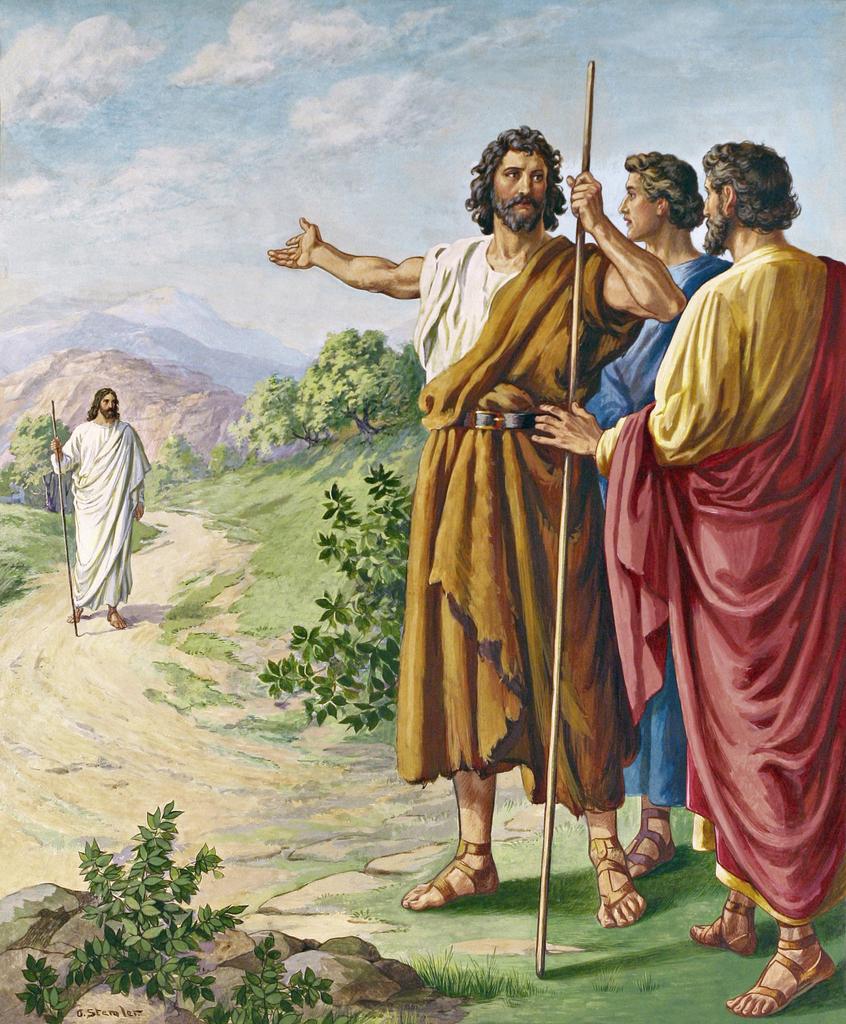 EWANGELIA na 14 stycznia 2018 – Znaleźliśmy Mesjasza