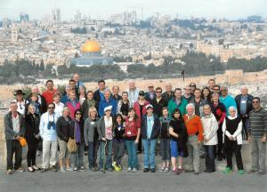 Israel-Trip-2013...group-picture