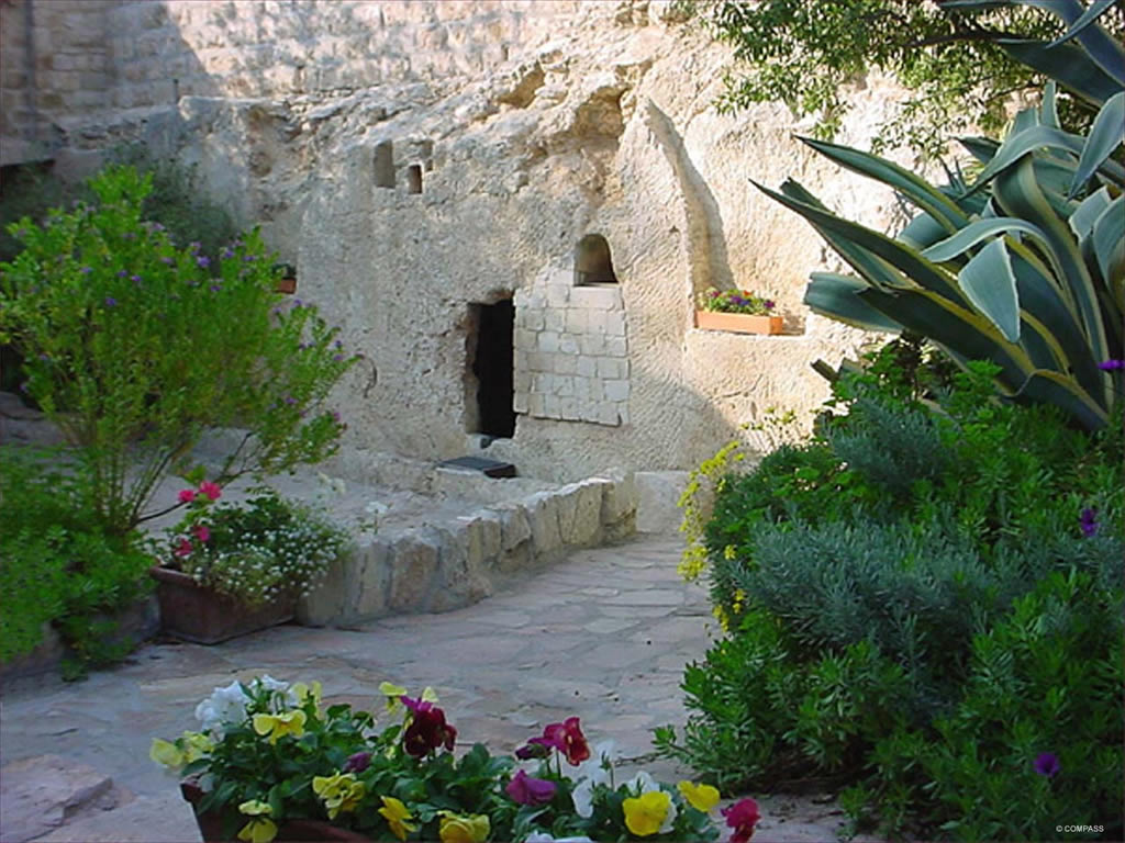 image of empty tomb galilee principles for life ministries 9016