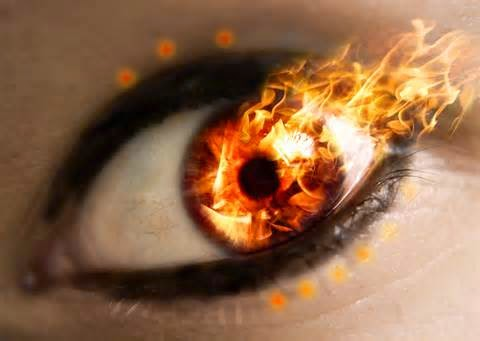 eyes of fire