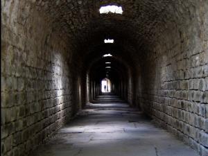 Pergamum_tunnel