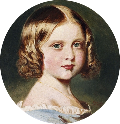 Queen_Victoria_(1819-1901),_after_Franz_Xavier_Winterhalter_-_Portrait_of_Princess_Louise_(1848-1939)