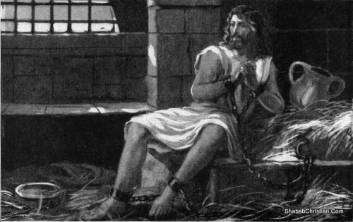 John the Baptist in prison Matthew 14:3