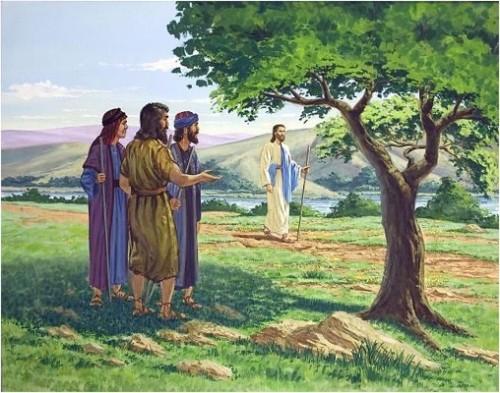 Jesus-John-1-vs-35-John-the-Baptist-disciples-Jesus-Lamb-of-God-588x391