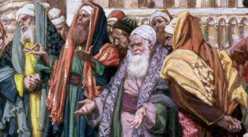 The-Pharisees-Question-Jesus-Les-pharisiens-questionnent-Jesus-Detail-Pharisees